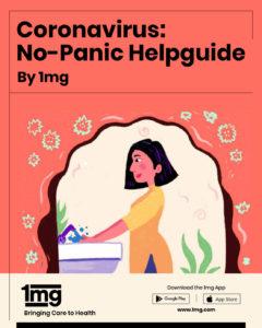 Corona Virus No Panic Help Guide