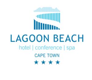 Lagoon beach logo cape town