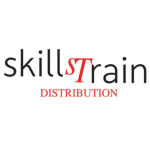 Skills Train distribution logo